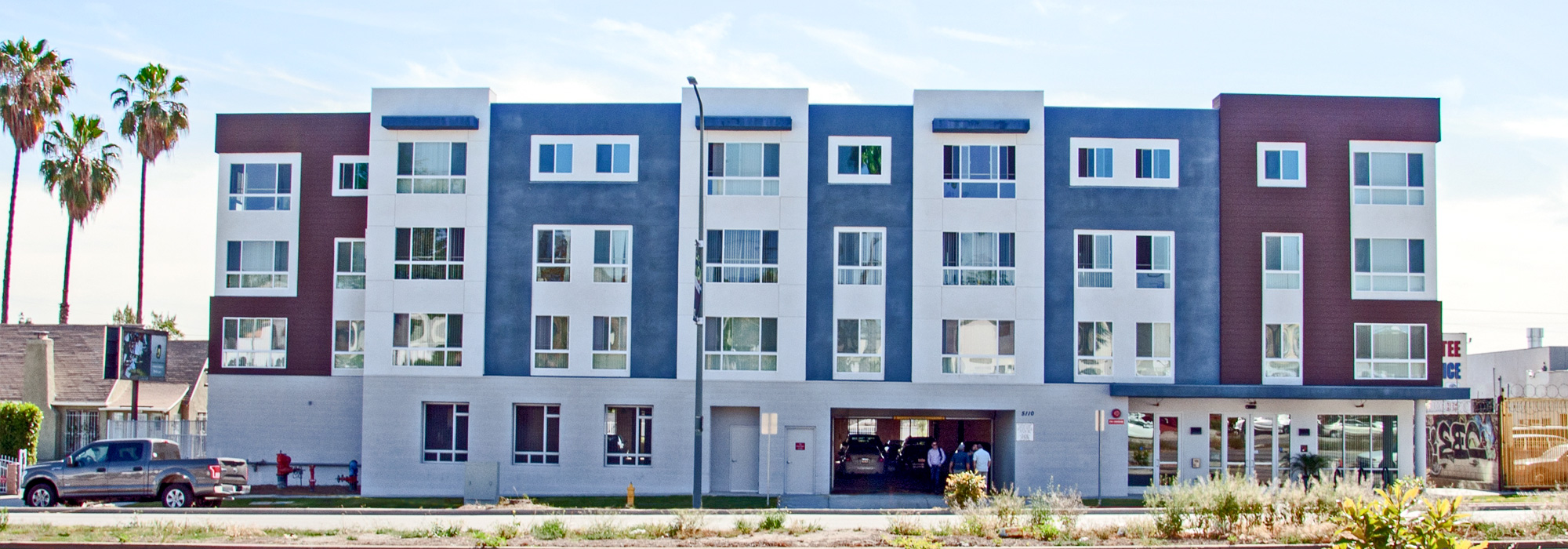 Crenshaw Family Apartments Now Open!