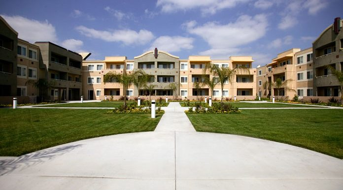 0404- 2481-13 Bellflower Senior  Apartments