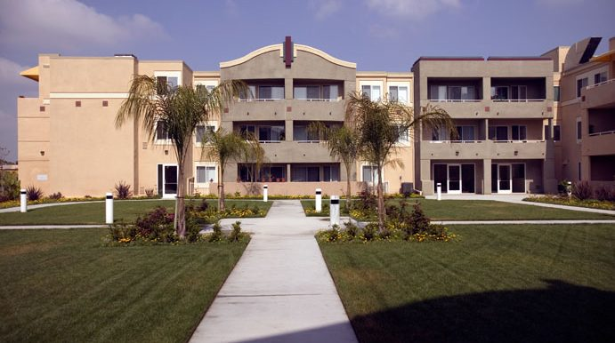 0404- 2481-14 Bellflower Senior  Apartments