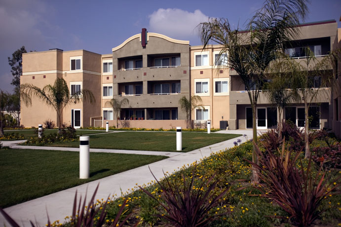 Bellflower Terrace Senior Apartments, 16322 Bellflower Blvd, Bellflower, CA