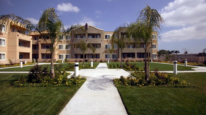 0404- 2481-17 Bellflower Senior   Apartments