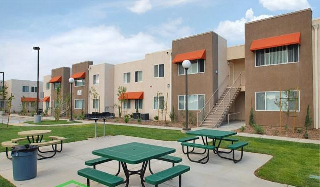 United Park Family Apartments, 1047 West Rosamond Blvd., Rosamond, CA