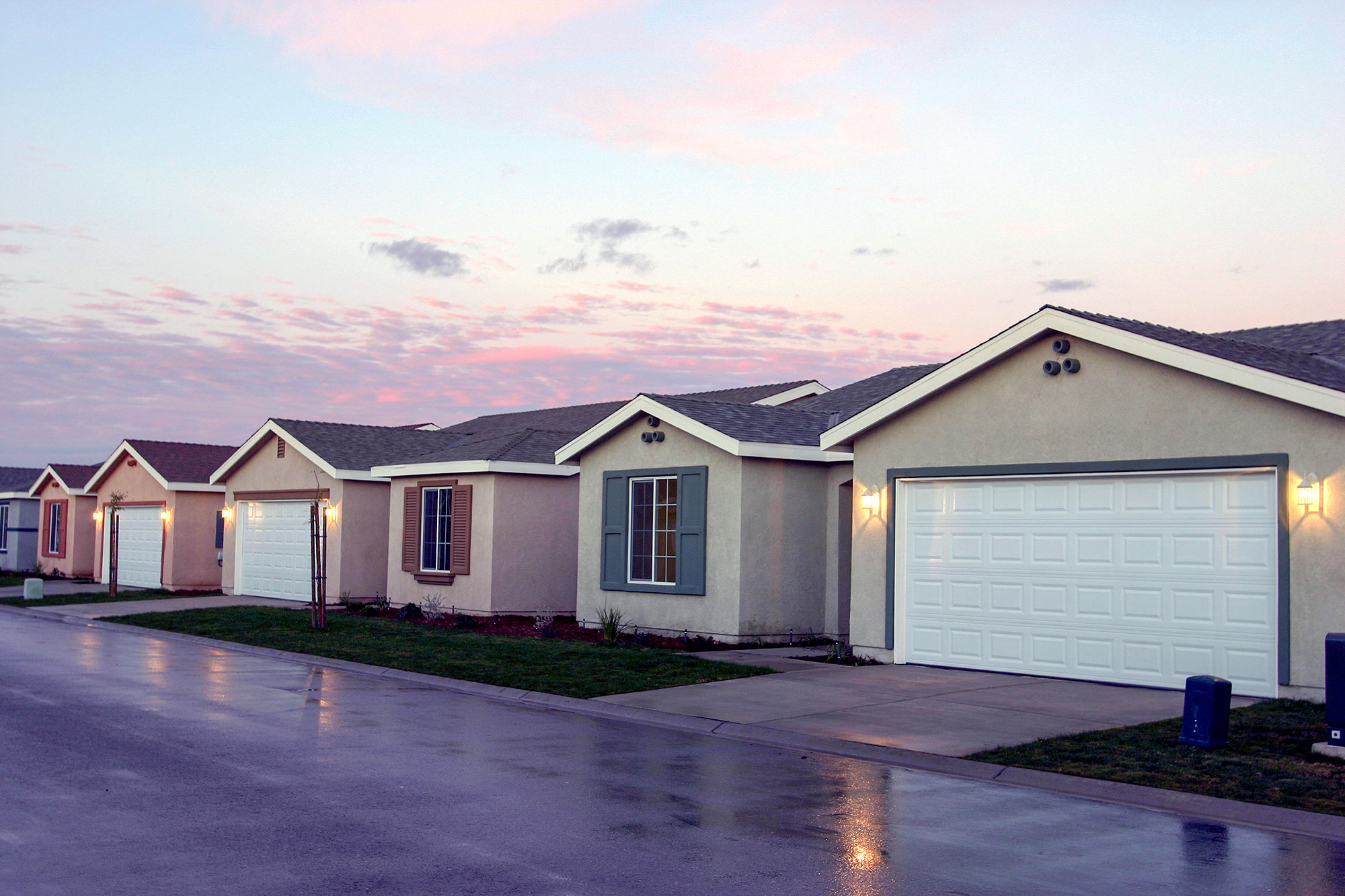 Poplar Village 1750 Poplar Ave Wasco Ca Corporation