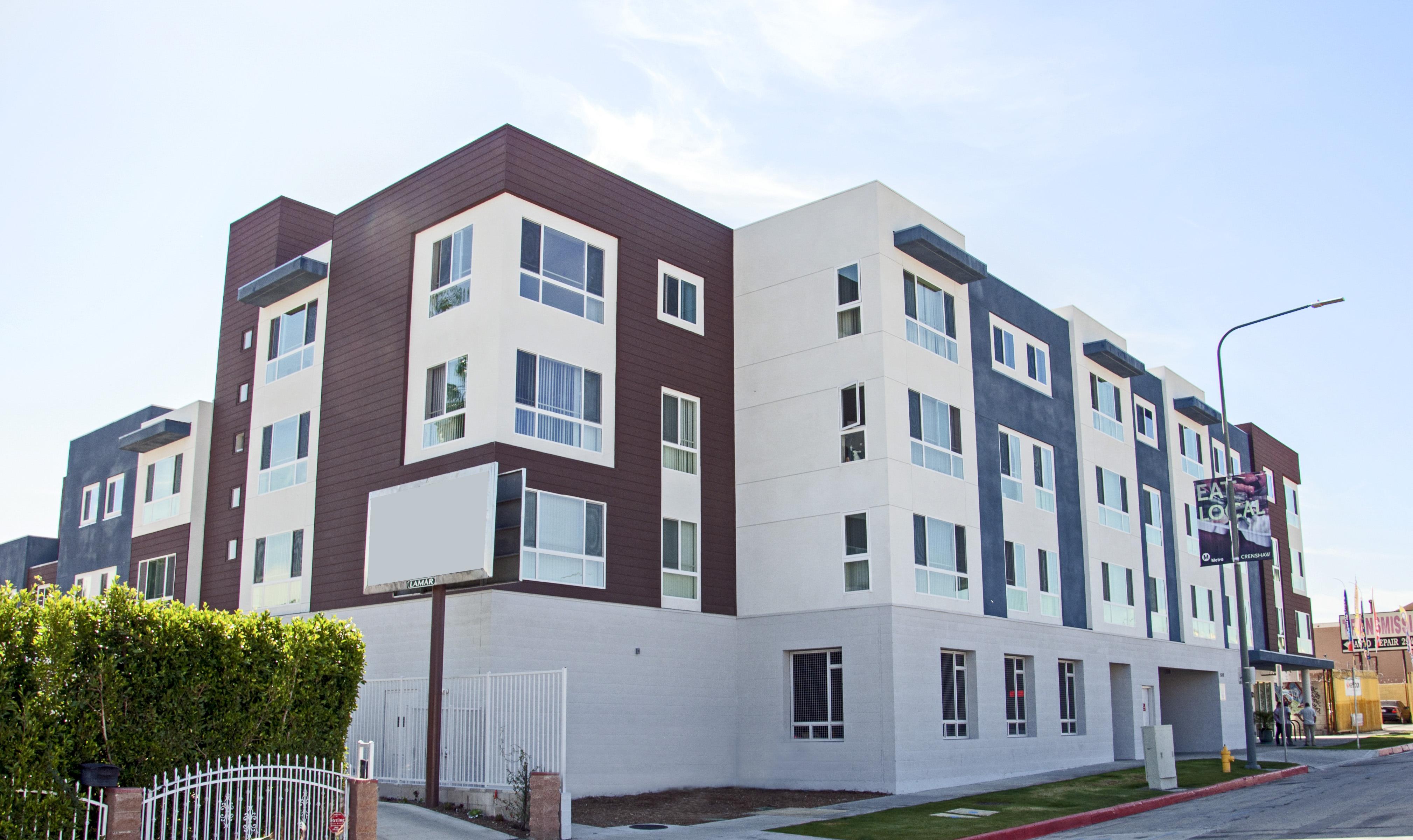 Crenshaw Family Apartments 5110 Blvd Los Angeles Ca